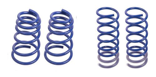 Espirales Progresivos Kit X4 Vw Saveiro Trend
