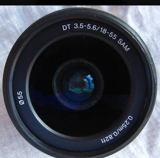 Camara Sony Sal1855