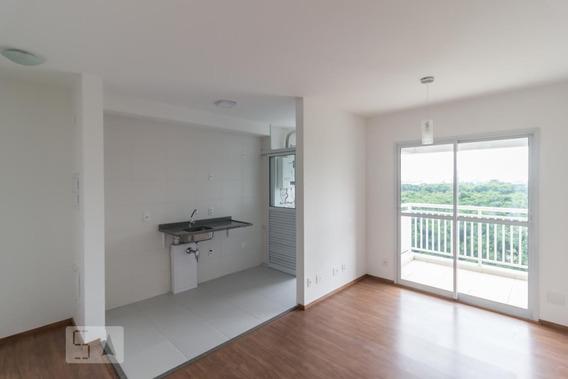 Apartamento No 7º Andar Com 2 Dormitórios E 1 Garagem - Id: 892990985 - 290985