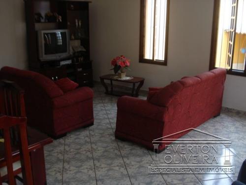 Casa - Jardim Santa Maria - Ref: 6741 - V-6741