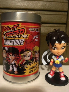 Cryptozoic Lil Knockouts Street Fighter - Sakura