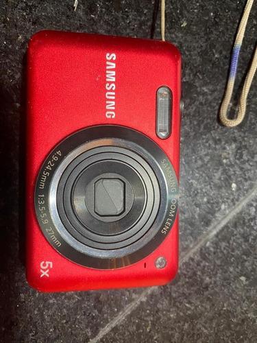 Câmera Digital Samsung Sl605 12.2 Megapixel