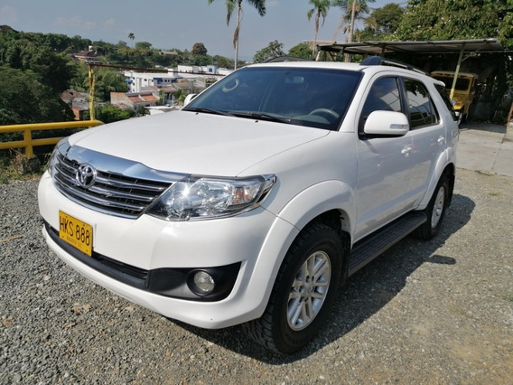 Toyota Fortuner 2.7 Gsl At4x2