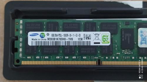 Memória Ram Ddr3 De 8gb 1333mhz Samsung M393b1k70dh0-yh9