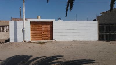 Alquiler Casa De Playa La Punta Camana