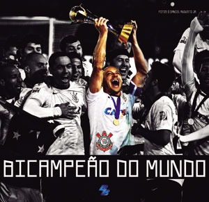 Livro Corinthians Bicampeão Do Mundo
