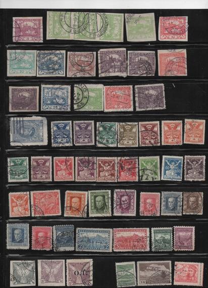 Checoslovaquia Antiguas Desde 1918