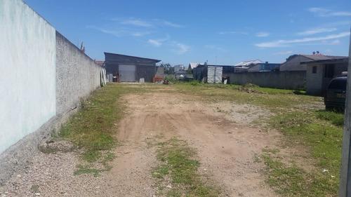 Terreno À Venda Com 1200m² Por R$ 450.000,00 No Bairro Weissópolis - Pinhais / Pr - Ney-te0099