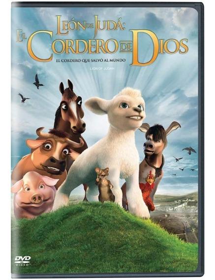 Leon De Juda Cordero De Dios Pelicula Dvd