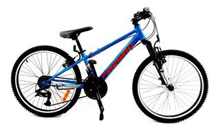 Bicicleta Fire Bird 21 Vel Rodado 24 V Brake