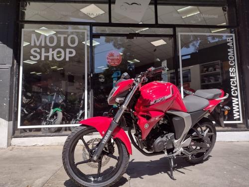 Yamaha Fz Fi 0km Cycles Cuotas Sin Interes Envio A Domicilio