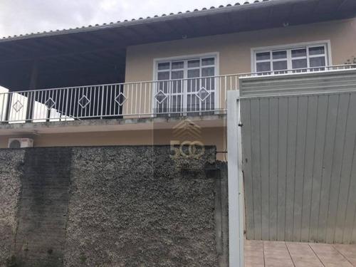 Ca0027 - Casa Com 3 Dormitórios À Venda, 240 M² Por R$ 399.000 - Serraria - São José/sc - Ca0027