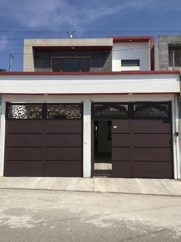 Casa Nueva En Venta, San Mateo Oxtotitlán