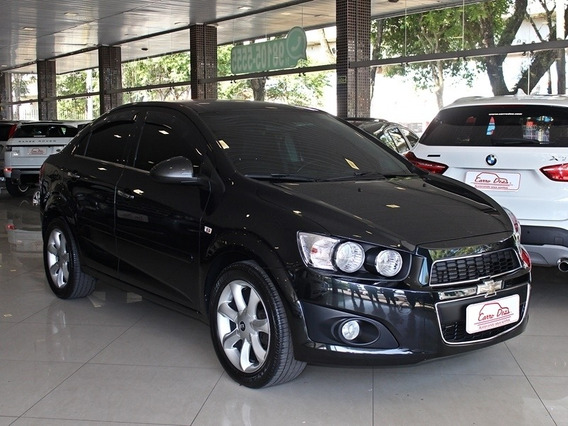 Chevrolet Sonic 1.6 Ltz 4p Flex At