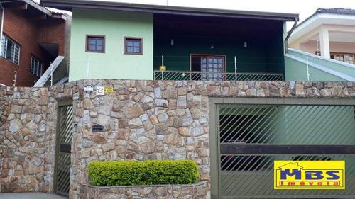 Imagem 1 de 30 de Jardim Paraíso I (casa Á Venda) - Ca0819