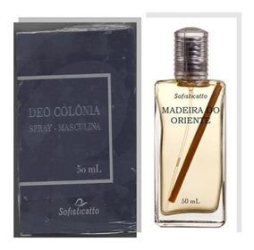 Kit 10 Perfume Madeira Do Oriente Deo Colônia Preço Revenda