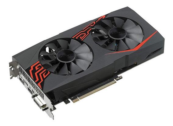 Placa Radeon Asus Rx470 Mining 4gb Gddr5 256bits Bulk