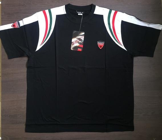 Camisetas Ducati Masculina 100% Original