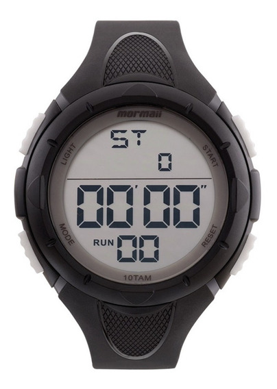 Relógio Masculino Mormaii Digital Esportivo Mom14810/8b