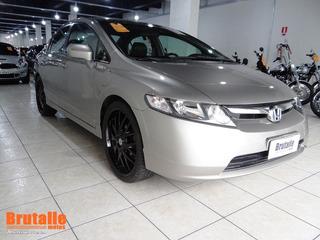 Honda New Civic 1.8 Flex Dourado