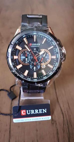 Relógio Masculino Curren Fashon Casual Original