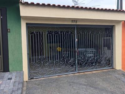 Casa Térrea Com 2 Dormitórios À Venda, - Bairro Assunção - São Bernardo Do Campo/sp - Ca0291