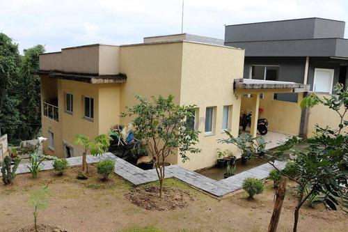 Imagem 1 de 18 de Casa Com 4 Dormitórios À Venda, 164 M² Por R$ 640.000,00 - Quinta De São Fernando - Cotia/sp - Ca0243