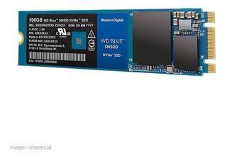 Unidad En Estado Solido Western Digital Wd Blue 500gb M 2