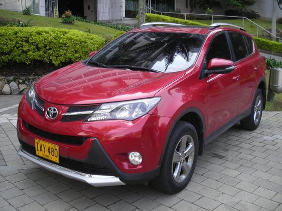 Toyota Rav4 2.5 Secuencial 2015 4x2