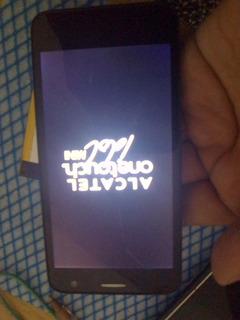 Telefono Alcatel Idol Mini 6012 Con Detalle