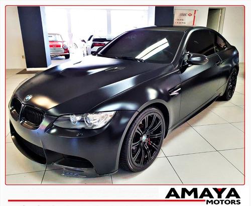 Amaya Bmw M3 Frozen Black Edition 4.0 V8 420cv Unica!