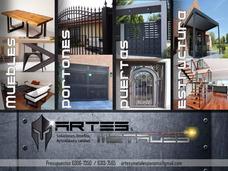 Diseño, Fabricación Y Montaje De Estructuras En Metales
