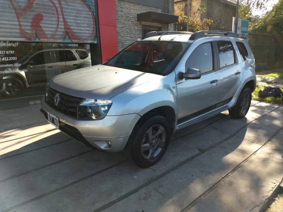 Renault Duster 1.6 Tech Road Modelo 2014 80000 Km Plata