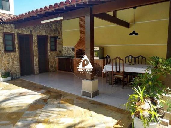 Casa Para Aluguel, 3 Quartos, Recreio Dos Bandeirantes - Rio De Janeiro/rj - 25541