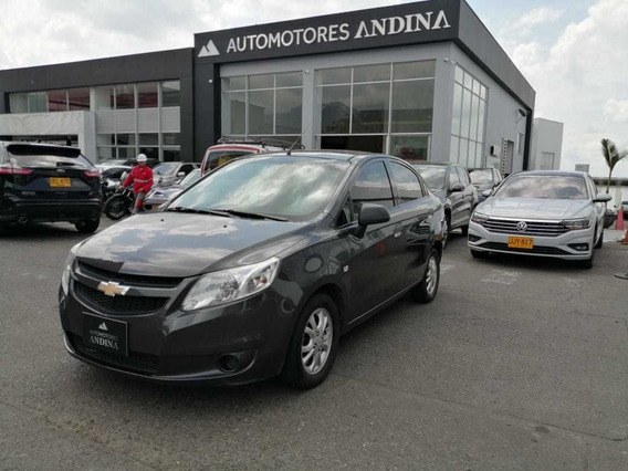 Chevrolet Sail Ls Mecánica 2016 1.4 Fwd 275