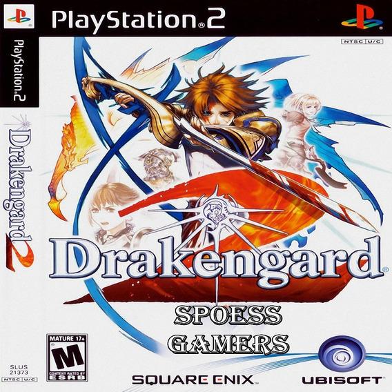 Drakengard 2 ( Rpg ) Ps2 Patch