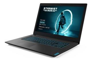 Notebook Gamer Lenovo I5 8gb 1tb 256gb 15.6 W10 Gtx 1650 4gb