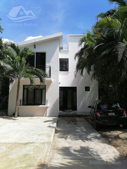 Casa En Venta En Playacar Playa Del Carmen