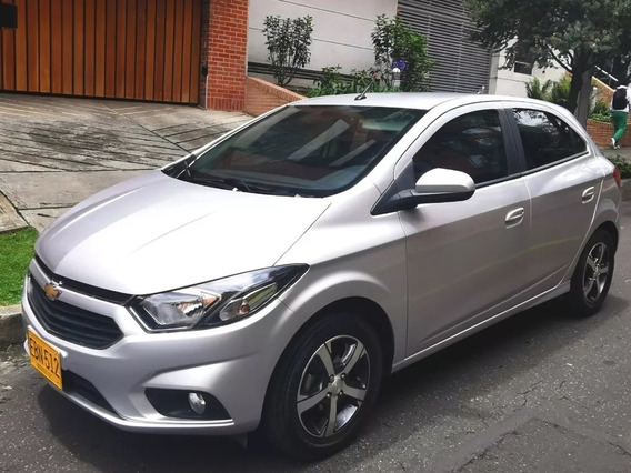 Chevrolet Onix Hb Ltz 1400 Mc 2018 Perfecto