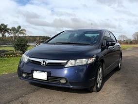 Honda Civic 1.8 Exs Mt