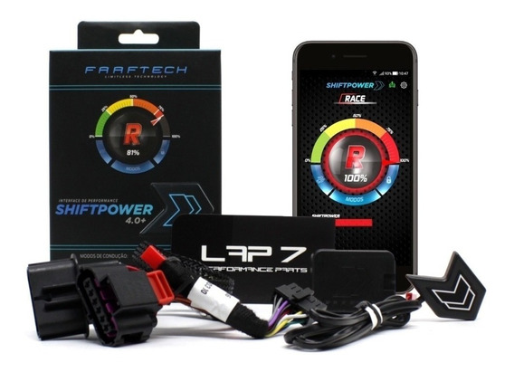 Pedal Shiftpower App Lancer Asx Outlander Eclipse C Ft-sp13+