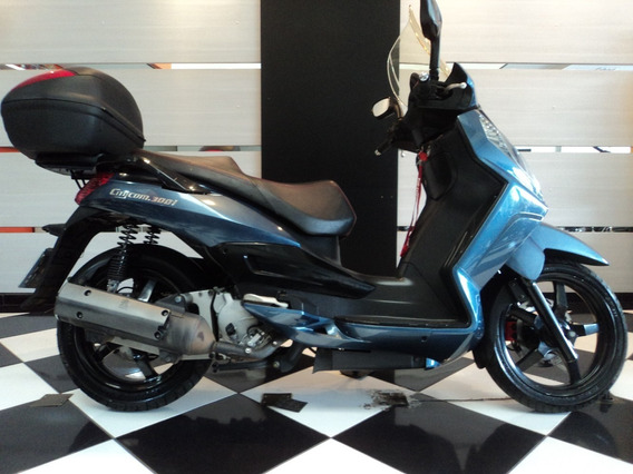 Dafra Citycom 300 I 2012 Azul