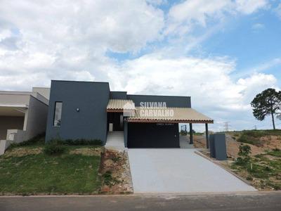 Casa À Venda No Condomínio Villas Do Golfe Em Itu. - Ca6260