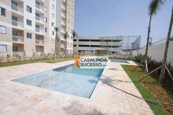 Apartamento Com 2 Dormitórios À Venda, 52 M² Por R$ 279.000 - Parque São Jorge - São Paulo/sp - Ap5997