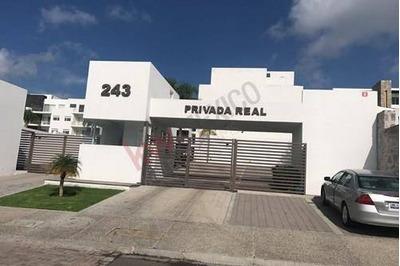 Departamento Amueblado Renta, Privada Real, Real De Juriquilla, Queretaro, Qro.