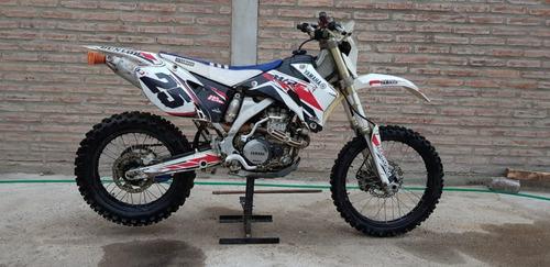 Vendo  Yamaha  Wr 450 F  Mod 2007  Excelente  Estado