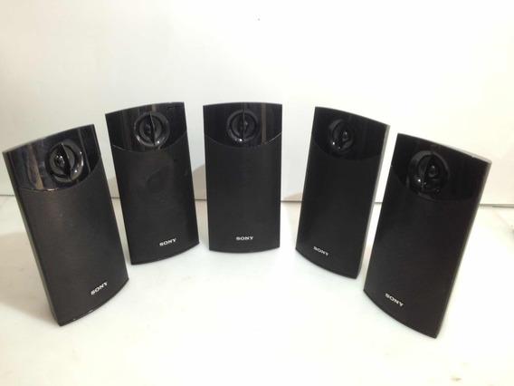 5 Caixas De Som Sony - (ss-ts112 - Defeito)