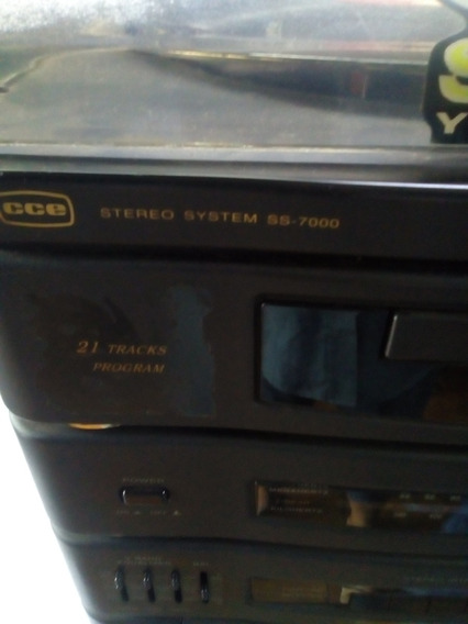 Leia Descrição Sistem Ss7000 Cce (completo Ou Peças Avulsas)