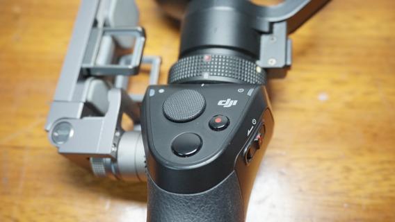 Dji Osmo 4k - Câmera Estabilizador