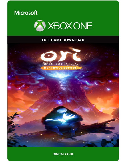 Ori And The Blind Forest Def. Ed. (25 Digitos) Xbox One